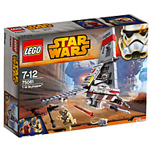 Buy LEGO Star Wars T-16 Skyhopper Online at johnlewis.com