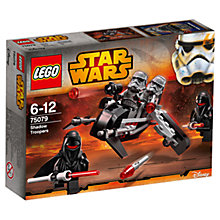 Buy LEGO Star Wars 75079 Shadow Troopers Online at johnlewis.com