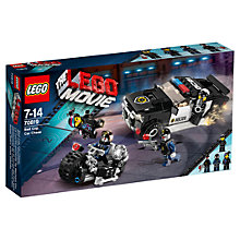 Buy The LEGO Movie Bad Cop Car Chase Online at johnlewis.com
