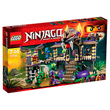 Buy LEGO Ninjago Enter The Serpent Online at johnlewis.com
