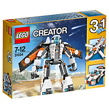 Buy LEGO Creator Future Flyers Online at johnlewis.com