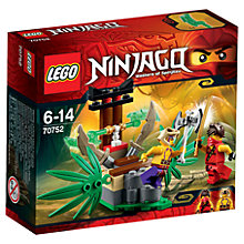 Buy LEGO Ninjago Jungle Trap Online at johnlewis.com