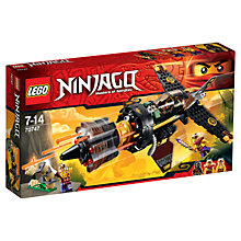Buy LEGO Ninjago Boulder Blaster Online at johnlewis.com