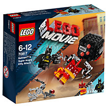 Buy The LEGO Movie Batman Kitty Attack Online at johnlewis.com