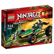 Buy LEGO Ninjago Jungle Raider Online at johnlewis.com