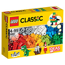 Buy LEGO Classic Creative Supplement with Green Base Online at johnlewis.com
