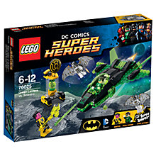 Buy LEGO DC Super Heroes Green Lantern Vs. Sinestro Online at johnlewis.com