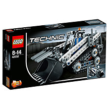 Buy LEGO Technic Compact Tracked Loader Online at johnlewis.com