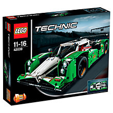 Buy LEGO Technic 24 Hours Race Car Online at johnlewis.com