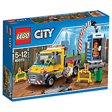 Buy LEGO City Service Truck Online at johnlewis.com