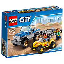 Buy LEGO City Dune Buggy Trailer Online at johnlewis.com