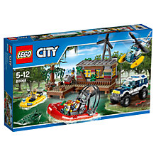 Buy LEGO City Crooks' Hideout Online at johnlewis.com