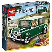 Buy LEGO Creator Mini Cooper Online at johnlewis.com