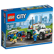 Buy LEGO City Pick-Up Tow Truck Online at johnlewis.com