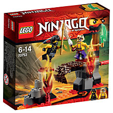 Buy LEGO Ninjago Lava Falls Online at johnlewis.com