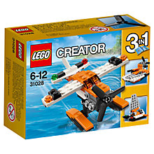 Buy LEGO Creator 31028 Sea Plane Online at johnlewis.com