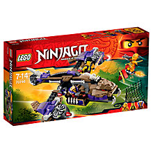 Buy LEGO Ninjago Condrai Copter Attack Online at johnlewis.com