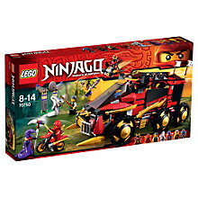 Buy LEGO Ninjago Ninja DB X Online at johnlewis.com