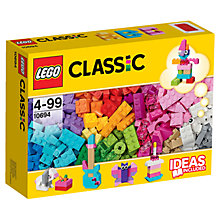 Buy LEGO Classic Creative Supplement Bright Online at johnlewis.com