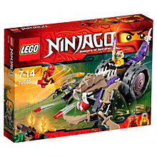 Buy LEGO Ninjago Anacondrai Crusher Online at johnlewis.com