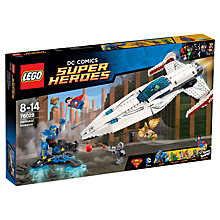 Buy LEGO Super Heroes Darkseid Invasion Online at johnlewis.com