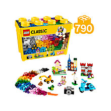 Buy LEGO Classic Large Creative Brick Box Online at johnlewis.com