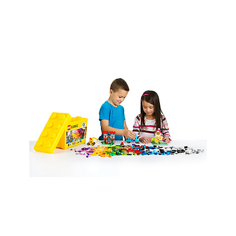 buy lego classic 10698 large creative brick box john lewis