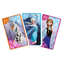 Buy Disney Frozen Happy Families Card Game Online at johnlewis.com