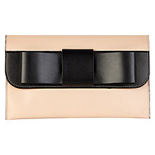 Buy Coast Mira Clutch, Neutral Online at johnlewis.com