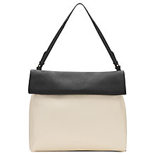 Buy Whistles Harrington Roll Top Clutch Bag Online at johnlewis.com