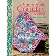 Buy Stitch Style Country Collect by Margaret Rowan Book Online at johnlewis.com