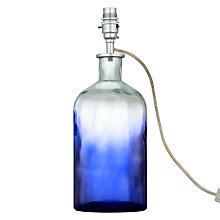 Buy Kala Recycled Glass Lamp Base Online at johnlewis.com