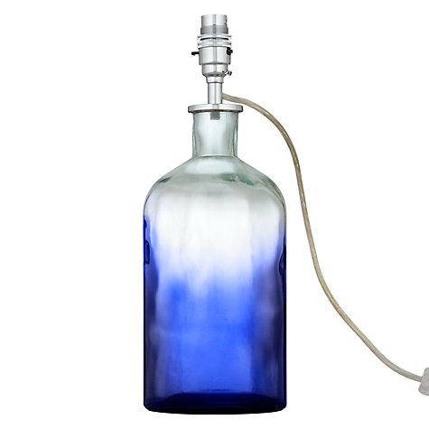 buy kala recycled glass lamp base john lewis. Black Bedroom Furniture Sets. Home Design Ideas