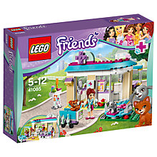 Buy LEGO Friends Vet Clinic Online at johnlewis.com