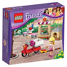 Buy LEGO Friends Stephanie's Pizzeria Online at johnlewis.com