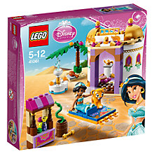 Buy LEGO Disney Princess Jasmine's Exotic Palace Online at johnlewis.com