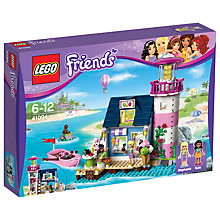 Buy LEGO Friends Heartlake Lighthouse Bundle with Free Activity Book Online at johnlewis.com