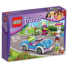 Buy LEGO Friends Mia's Roadster Online at johnlewis.com