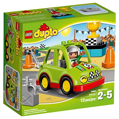 LEGO DUPLO Rally Car
