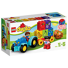 Buy LEGO DUPLO My First Tractor Online at johnlewis.com