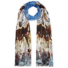 Buy Fay Et Fille Chief Scarf, Multi Online at johnlewis.com