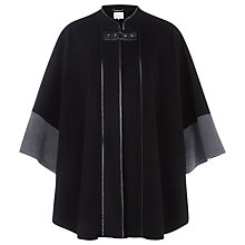 Buy Windsmoor Contrast Cape Online at johnlewis.com