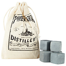 Buy Men's Society Whiskey Stones Online at johnlewis.com