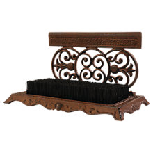 Buy Fallen Fruits Iron Shoe Scraper & Brush Online at johnlewis.com