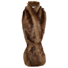 Buy Miss Selfridge Fur Stole Online at johnlewis.com