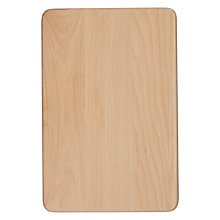 Buy John Lewis The Basics FSC Beech Chopping Board Online at johnlewis.com