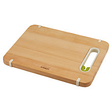 Buy Joseph Joseph Slice & Sharpen, Wood, Small Online at johnlewis.com