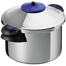 Buy Kuhn Rikon Pressure Cooker, 8L Online at johnlewis.com