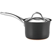 Buy Anolon Nouvelle Copper Saucepan Online at johnlewis.com
