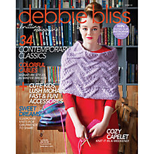 Buy Donna Bliss Knitting Magazine, No.13 Online at johnlewis.com